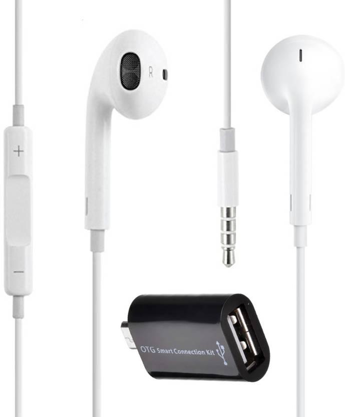 Helo Kuki Headphone Accessory Combo for Huawei Y9(2018