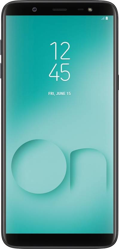 Samsung Galaxy On8  Black, 64  GB