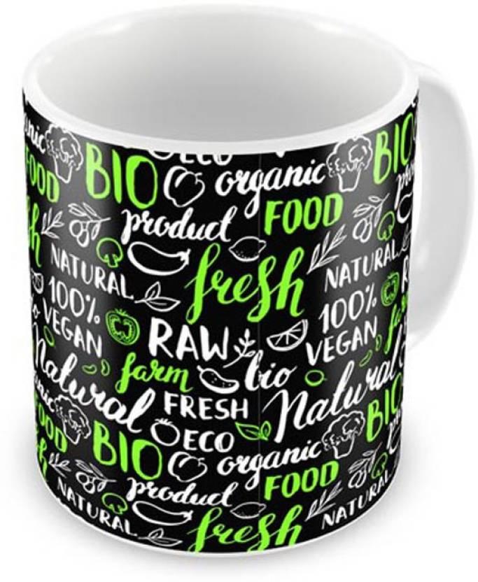 CHAPLOOS Kitchen Biofresh Pattern Coffee, 12 Oz, Perfect for