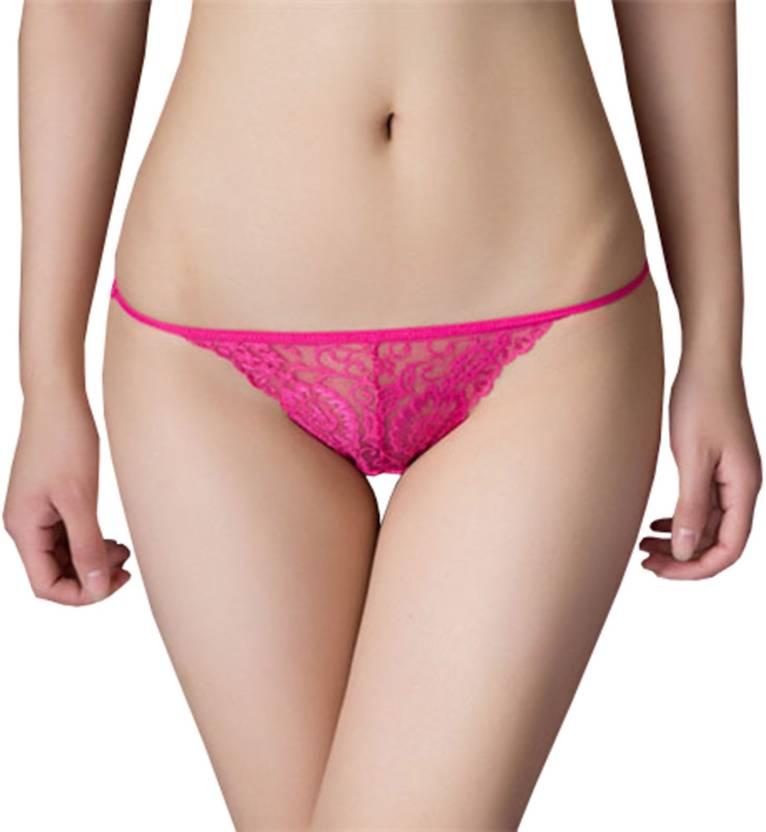 208706c1f8eb DealSeven Fashion Women Thong Pink Panty - Buy DealSeven Fashion ...