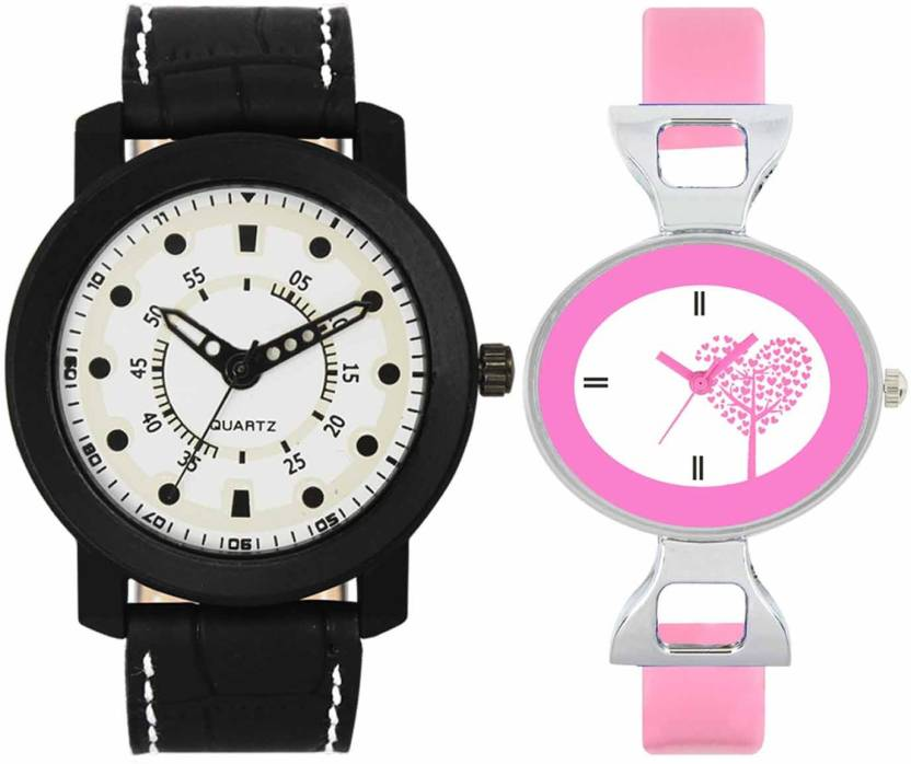 68794d8e07d4 DAMIT VL16-VT30 Black-Pink Combo Watch - For Boys   Girls - Buy ...