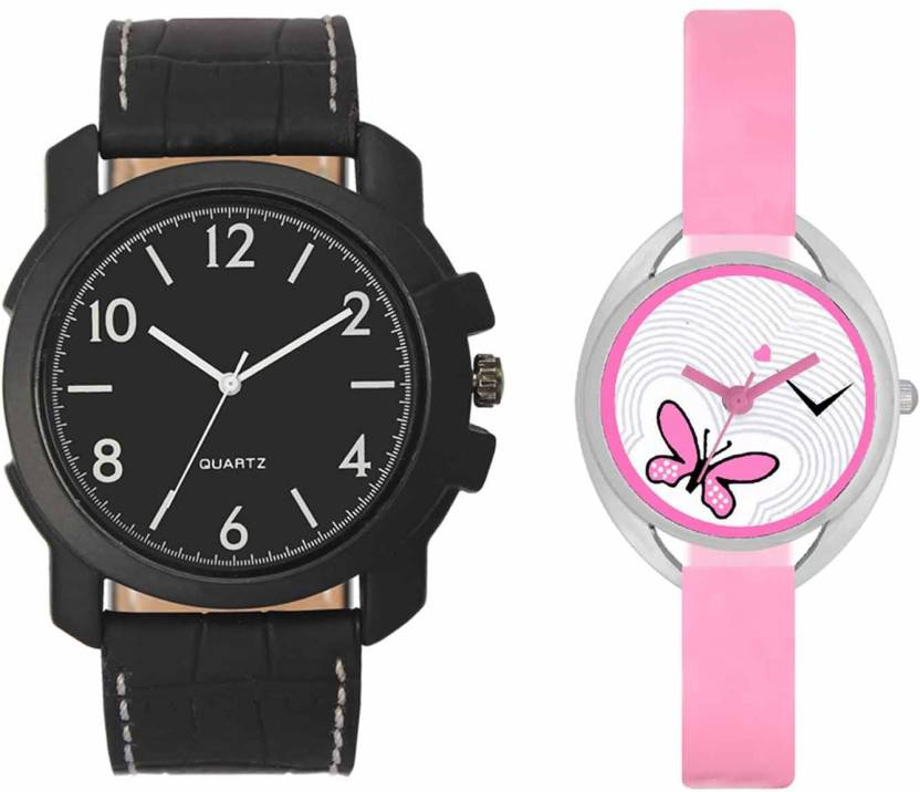 3aa49c7f4ab0 DAMIT VL14-VT03 Black-Pink Combo Watch - For Boys   Girls - Buy DAMIT  VL14-VT03 Black-Pink Combo Watch - For Boys   Girls VL14-VT03 Black-Pink  Online at ...