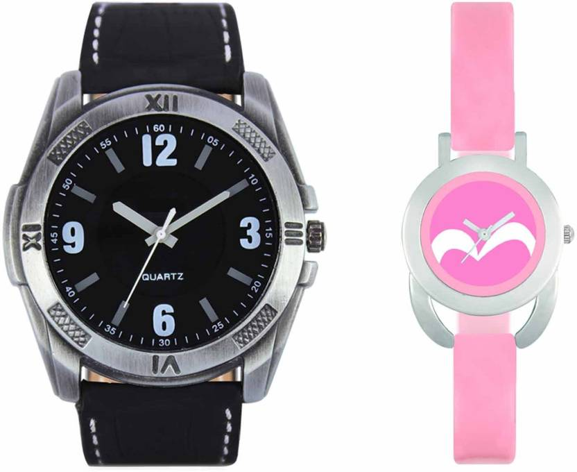 3a3ba83e049b DAMIT VL34-VT18 Black-Pink Combo Watch - For Boys   Girls - Buy ...