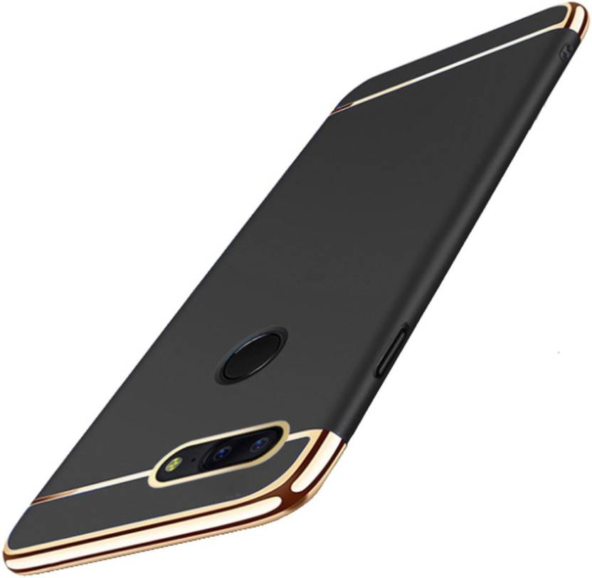save off 4ae97 7f012 RUTIGH Online Selling Back Cover for OnePlus 5T back cover black ...