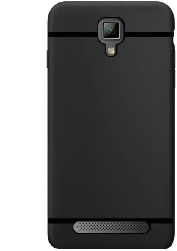 outlet store 94839 736e0 COVERBLACK Back Cover for Micromax Canvas Xpress 4G Q413 ...