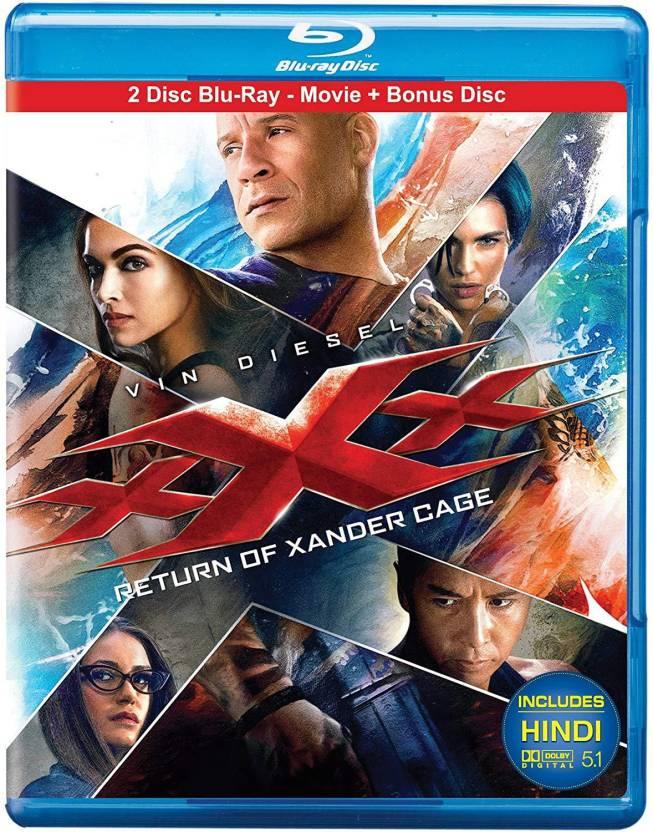 xXx: Return of Xander Cage (2-Disc) Price in India - Buy xXx ...