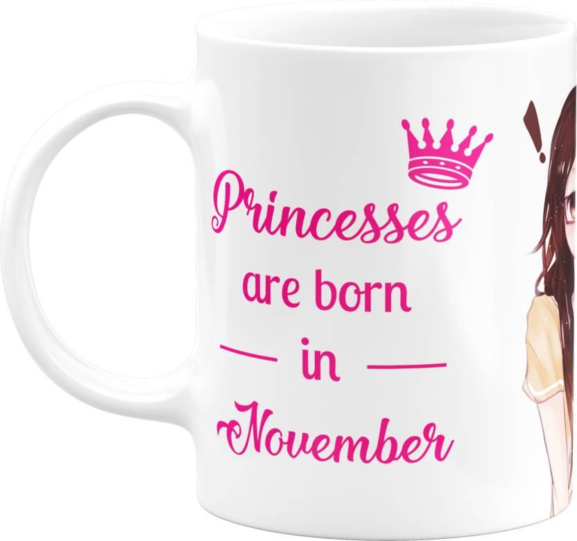 Eagletail India Princesses Are Born In November 348