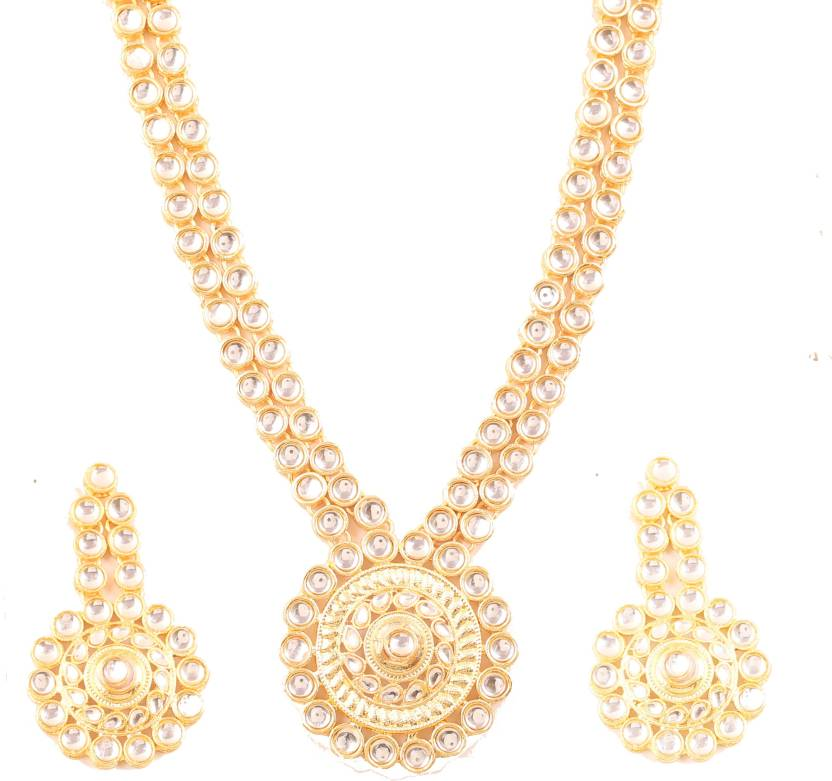 Touchstone Touchstone Indian Bollywood Mughal Kundan Polki Look
