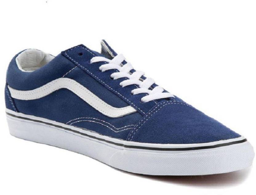 e2c32fa7583 vans fashion Vans Old Skool Sneakers For Men (Navy
