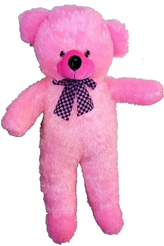 RIMJHIM TOYS Cute/Lovable Super Soft 3 Feet Stuffed Spongy/Fluffy/Huggable/
