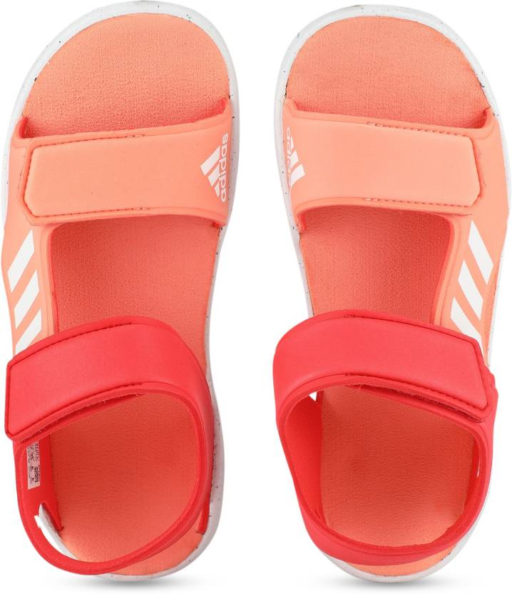 78238e22f4b ADIDAS Boys   Girls Velcro Sports Sandals Price in India - Buy ...