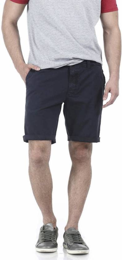 9bb21f926a Basics Solid Men's Grey Cargo Shorts - Buy DARK GREY Basics Solid Men's Grey  Cargo Shorts Online at Best Prices in India | Flipkart.com