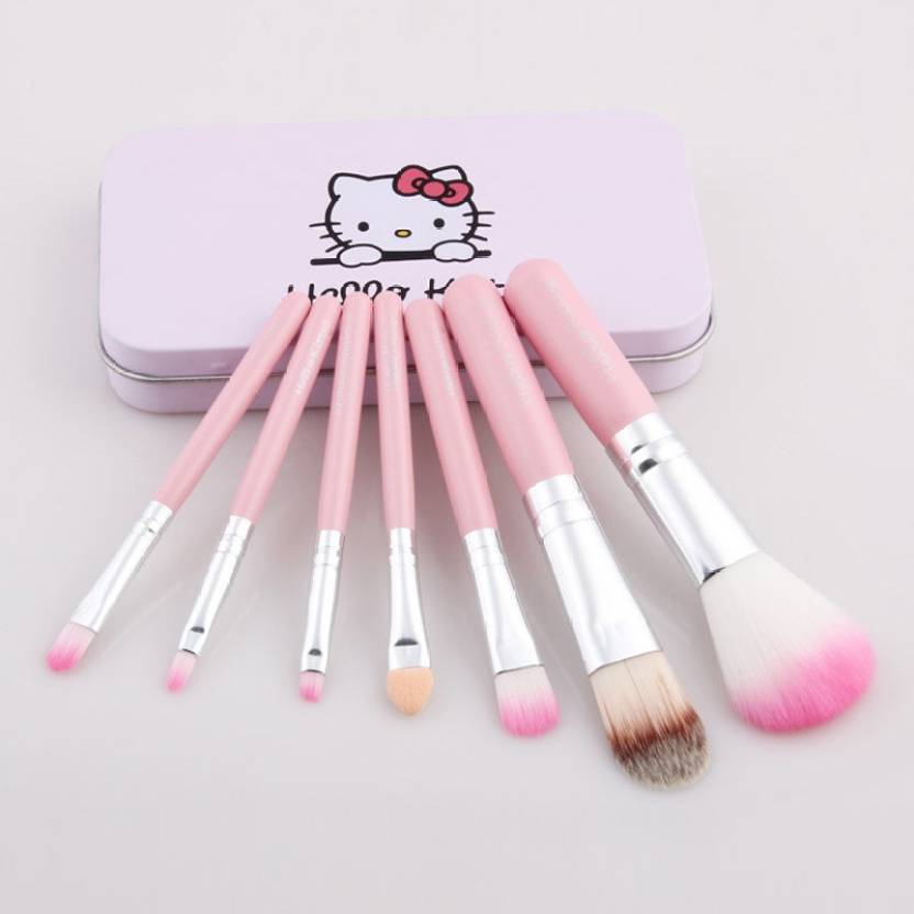 12167edb6 THE MAC CO. HELLO KITTY BRUSH SET (PACK OF 07 ) - Price in India ...