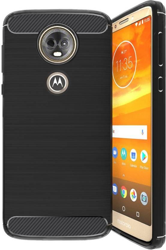 new style 49e04 92542 MTT Back Cover for Motorola Moto E5 Plus