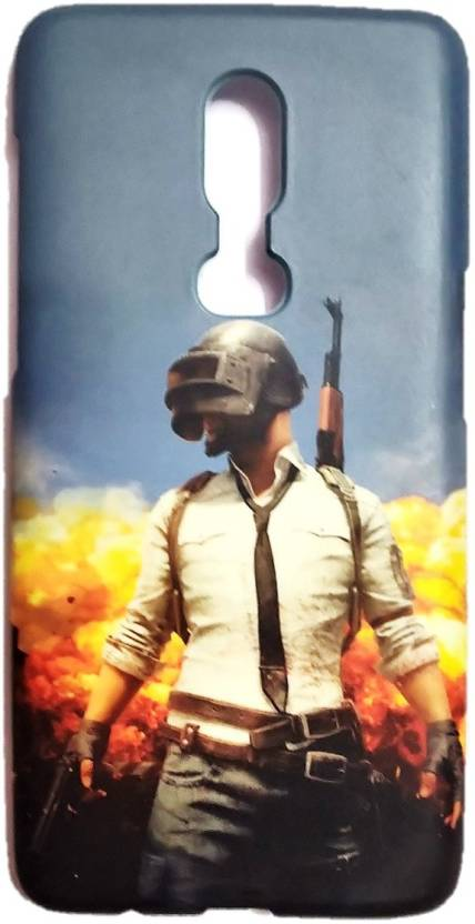 lowest price 53568 a9de2 accessories kart Back Cover for PUBG |OnePlus 6 (Multicolor, Hard ...
