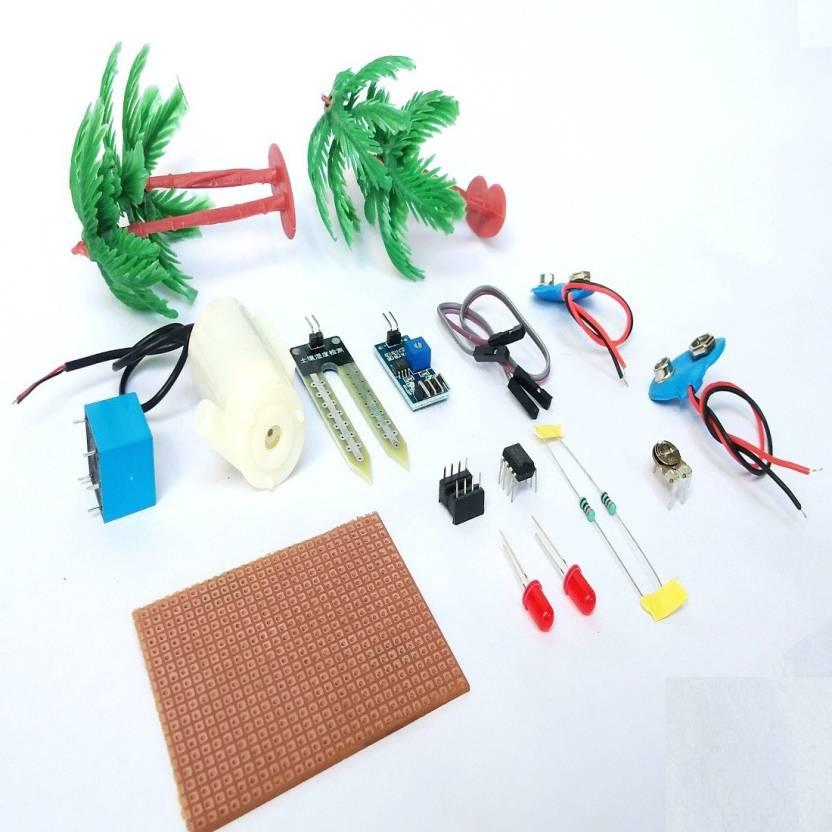 Awe Inspiring Sr Robotics Automatic Irrigation System Using Soil Sensor Diy Kit Wiring Database Plangelartorg