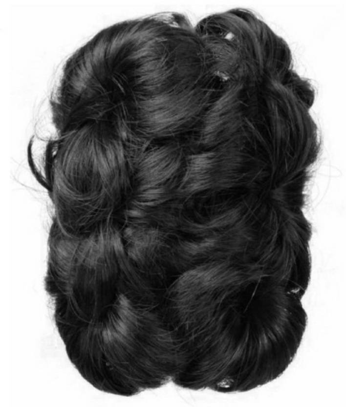 Alizz natural looks hair bun clutch wig for girls and women Hair Extension  Price in India - Buy Alizz natural looks hair bun clutch wig for girls and  women ... bb22874105