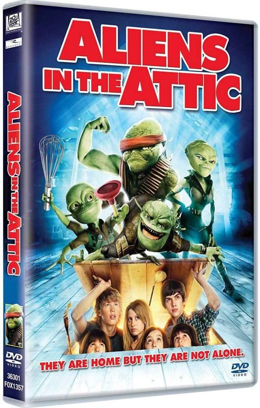 Aliens In The Attic Price In India Buy Aliens In The Attic Online