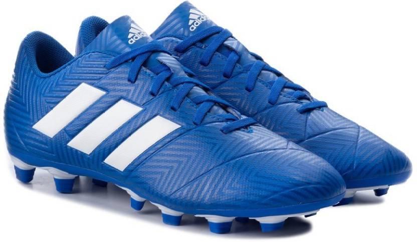Adidas Football Nemeziz 184 Flexible Ground Boots Football Shoes For Men