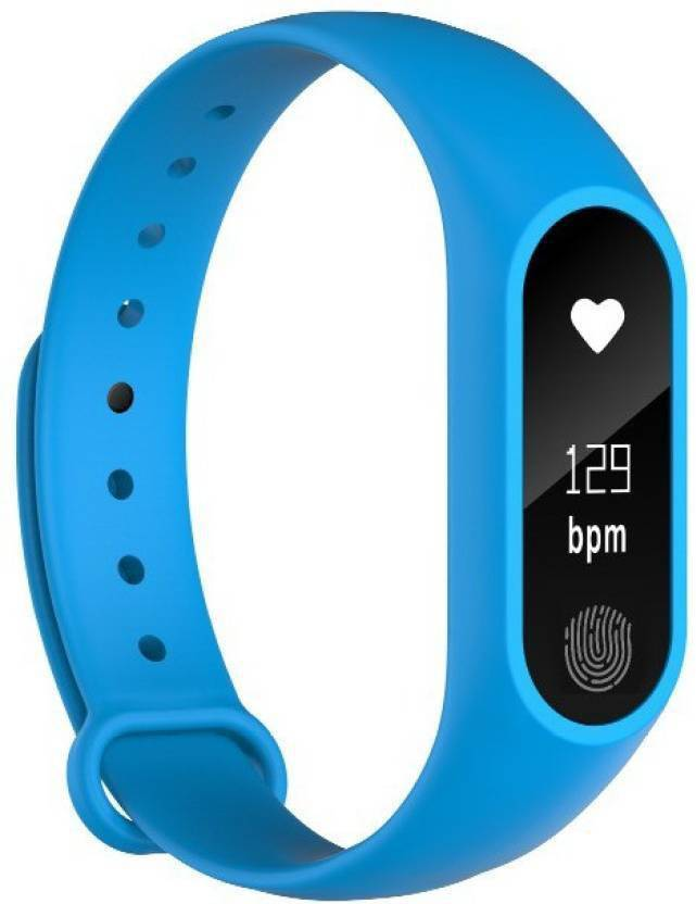 a23f76b372b BREEL M2 Intelligence Health Bracelet Activity Tracker with Bluetooth heart  rate monitor Waterproof Touch Led Smart Fitness Band Concise Fashion Style  ...