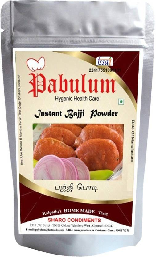 PABULUM Spl.BAJJI MIX POWDER (250 g)