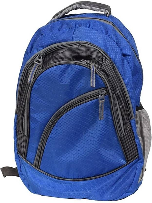 7a8b62747380 Urban bags 14 inch Laptop Backpack BLUE - Price in India