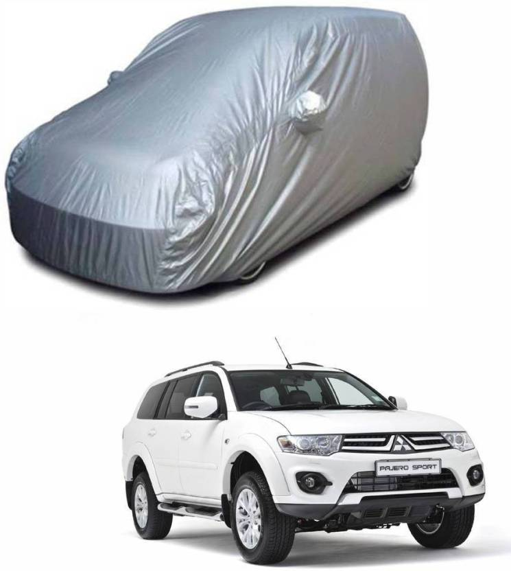 Spidy Moto Car Cover For Mitsubishi Pajero Sport (With Mirror