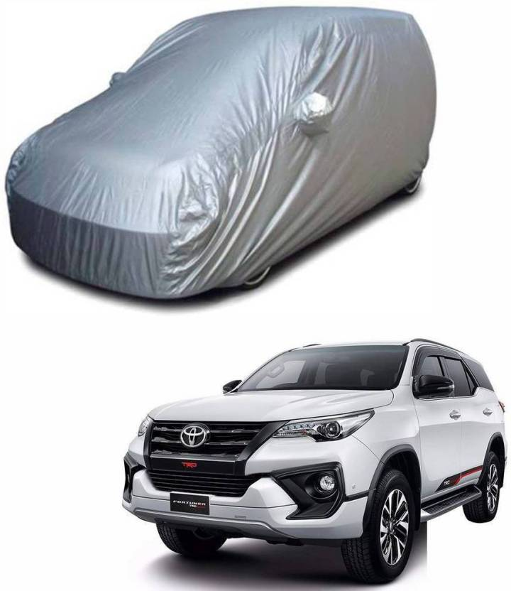 Spidy Moto Car Cover For Toyota Fortuner (With Mirror
