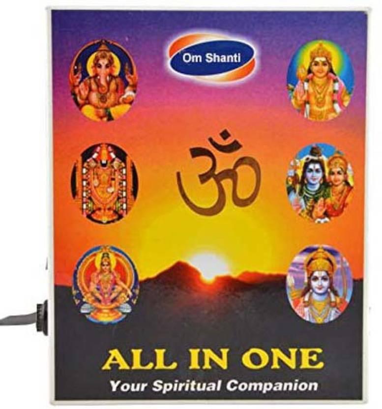 EMM EMM Continuous Hindu Mantra Chanting Box/Machine/Device