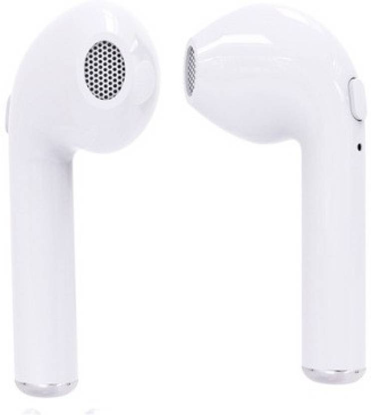 ALLMUSIC HB WIRELESS i7 Bluetooth Headset with Mic Price in