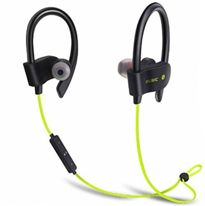 893d85d2c4d BUY SURETY powerful sound with dynamic bass wireless/bluetooth qc-10  sweat/waterproof