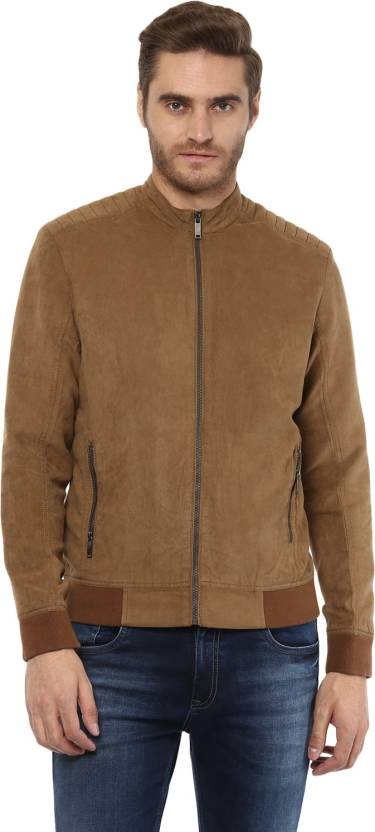 22dc7c3fa Mufti Full Sleeve Solid Men's Jacket - Buy Mufti Full Sleeve Solid ...