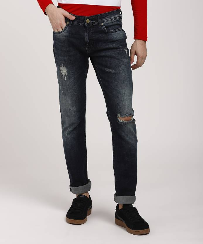 37c2ce7d Lee Cooper Slim Men Blue Jeans - Buy Lee Cooper Slim Men Blue Jeans Online  at Best Prices in India | Flipkart.com