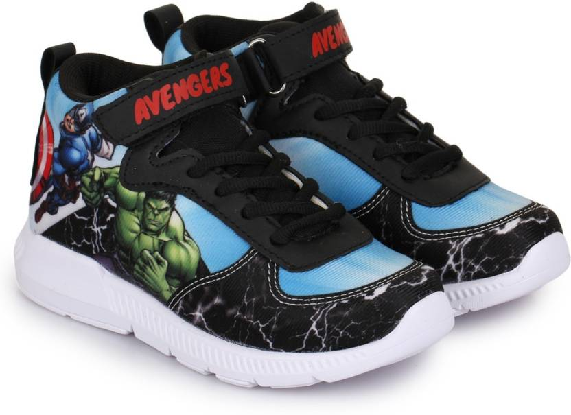 1a6042326 Marvel Boys Velcro Running Shoes Price in India - Buy Marvel Boys ...