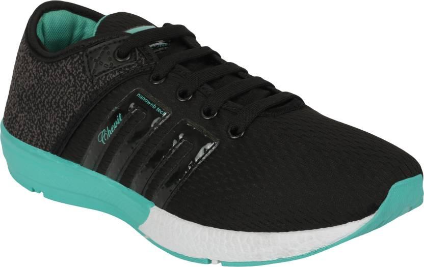 18e7e6aecfe Chevit Ultra 431 Black Sports Shoes Running Shoes For Men - Buy ...