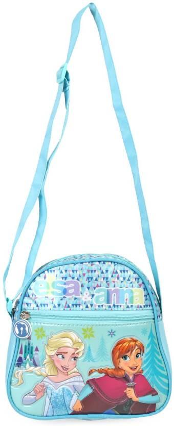 24a8fe7a1f36 Disney Ana & Elsa Small Sling Bag Sling Bag