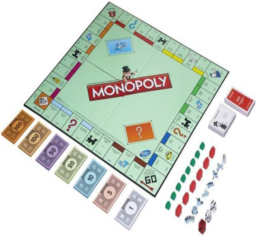 Bestie Toys Monopoly Family Board Game For Kids And Adult Board Game