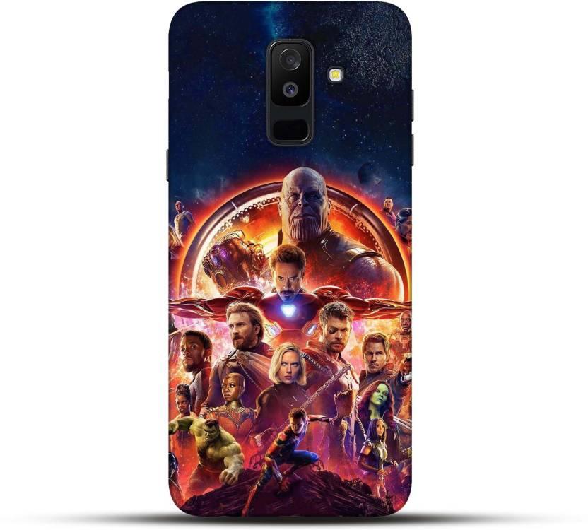 more photos 7c120 33539 Pikkme Back Cover for Avengers : Infinity War Samsung Galaxy J8 ...