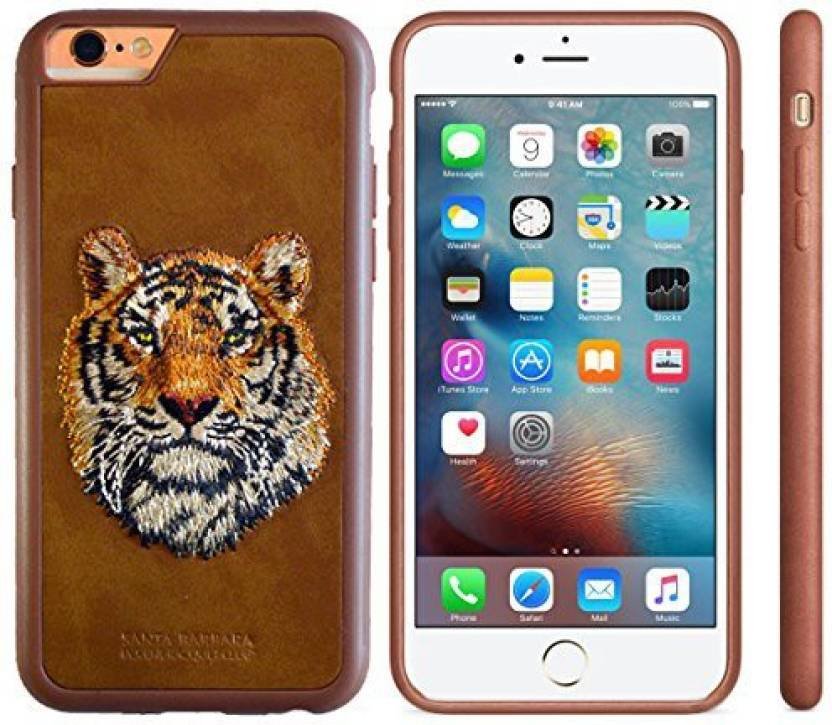 on sale 96314 5c62a POLO Back Cover for TIGER LEATHER COVER FOR IPHONE 6 PLUS - POLO ...