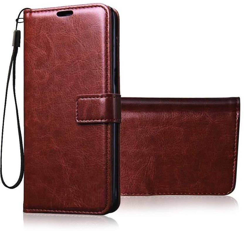 new product 25a1d c3a7d Cover Alive Flip Cover for Mi Redmi 6a (Leather) - Cover Alive ...