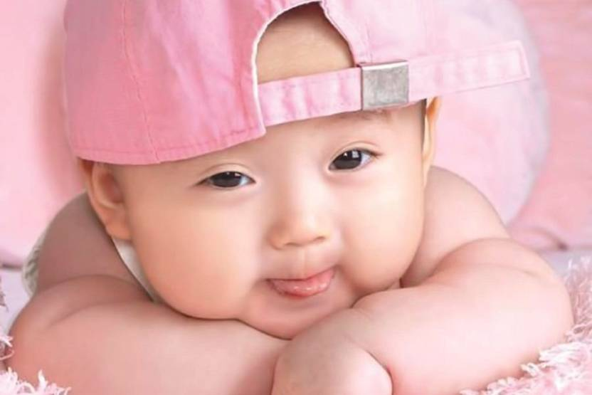 Pocute Babies Hd Wallpapers Charming Face Paper Print Children