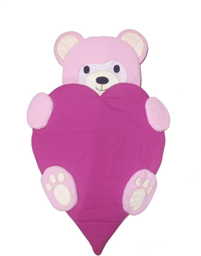 Hugs N Rugs Teddy Bear Sleeping Bag Flipkart Com
