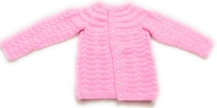 367bff603603 NewJainTraders Woven Round Neck Party Baby Boys   Baby Girls Pink ...