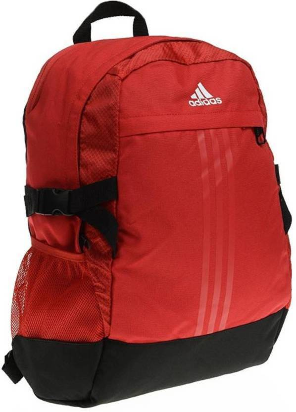 ff4f6c2159eb ADIDAS RED LINE 22 Backpack RED - Price in India