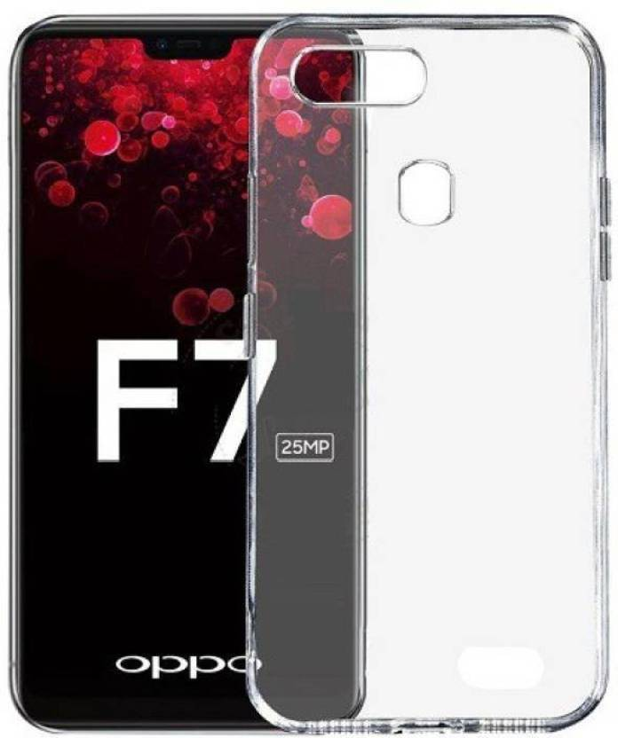 the best attitude dcce1 480b2 Fashion Way Back Cover for Oppo F7 {Flexible}(Transparent ...