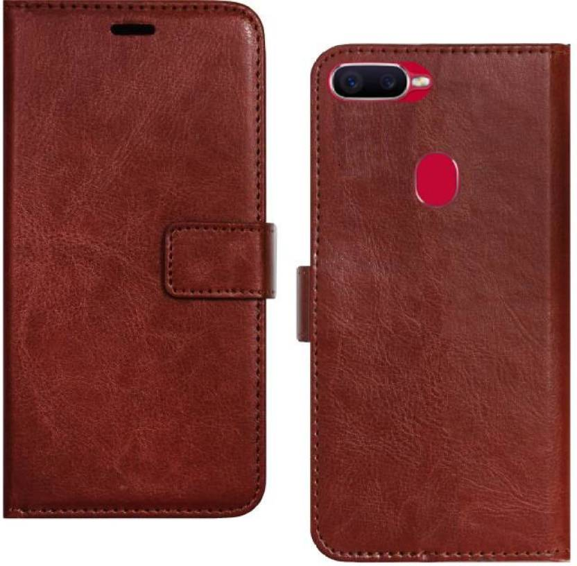 pretty nice 26445 c4709 Spicesun Flip Cover for OPPO F9 Pro