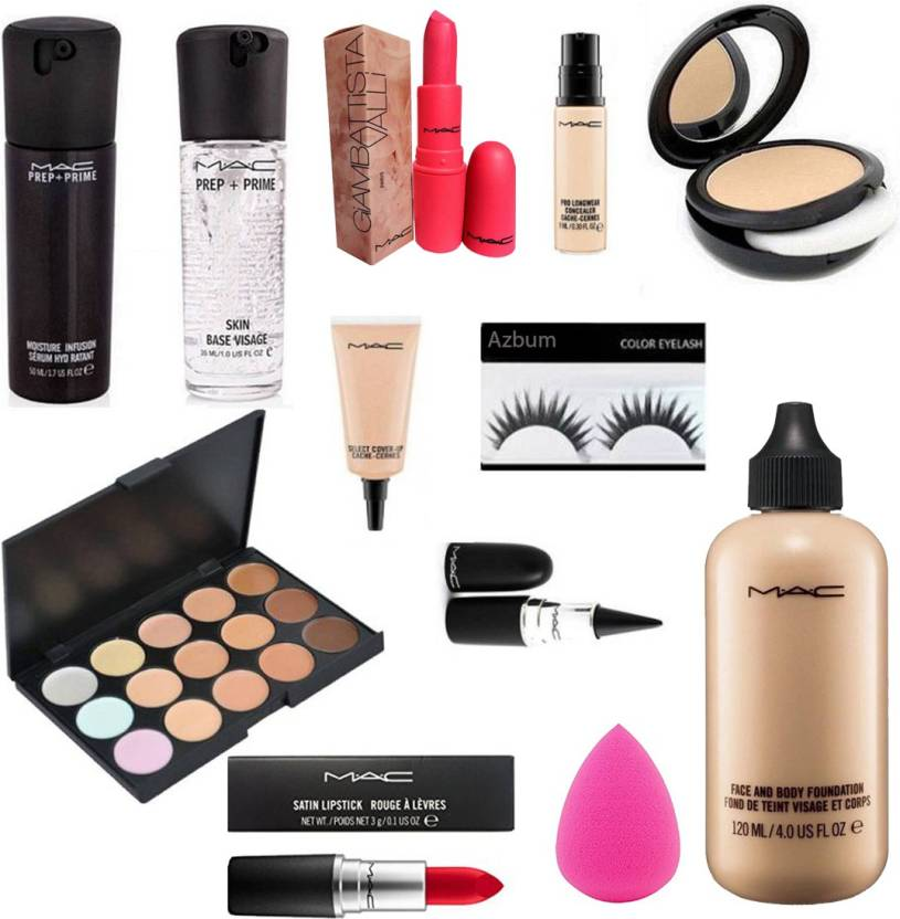 Az Imported Combo Of Makeup Kit Set 12