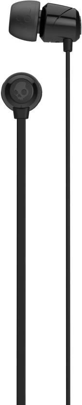 Skullcandy Jib Wired Headphone (Black, In the Ear)