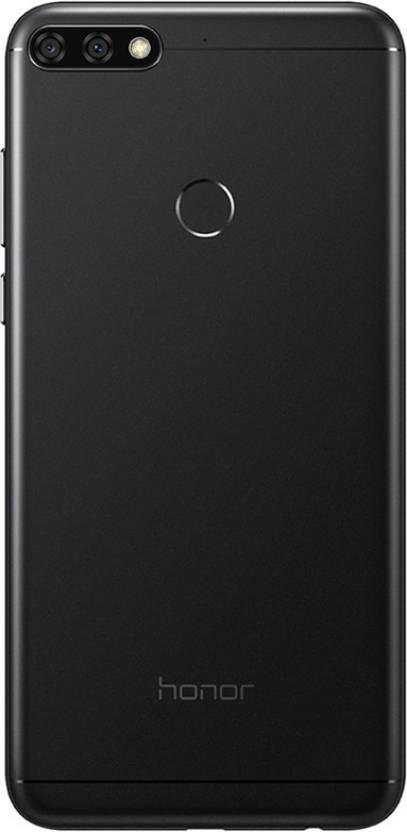 Honor 7C (Black, 64 GB)(4 GB RAM)