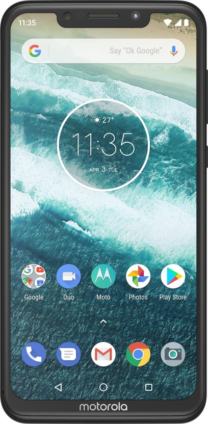 Motorola Moto One Power (4GB RAM, 64GB)